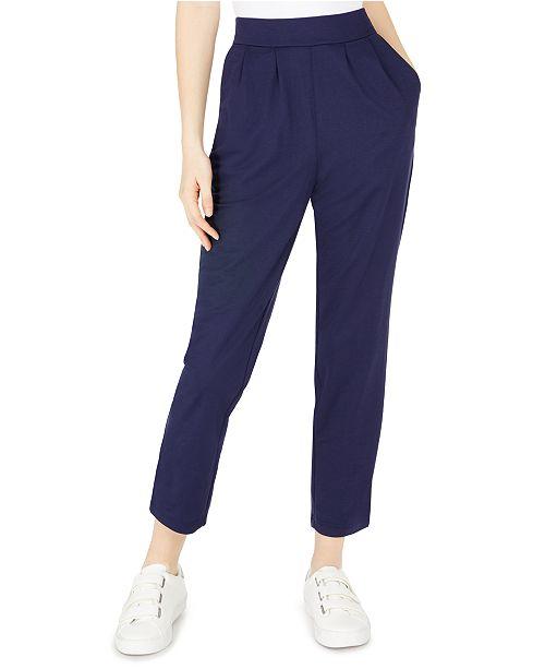 Indigo Rein Juniors' Pull-On Pleated Trousers