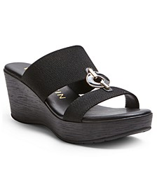 Hadya Wedge Sandals
