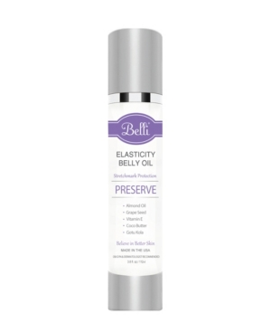 Elasticity Belly Oil