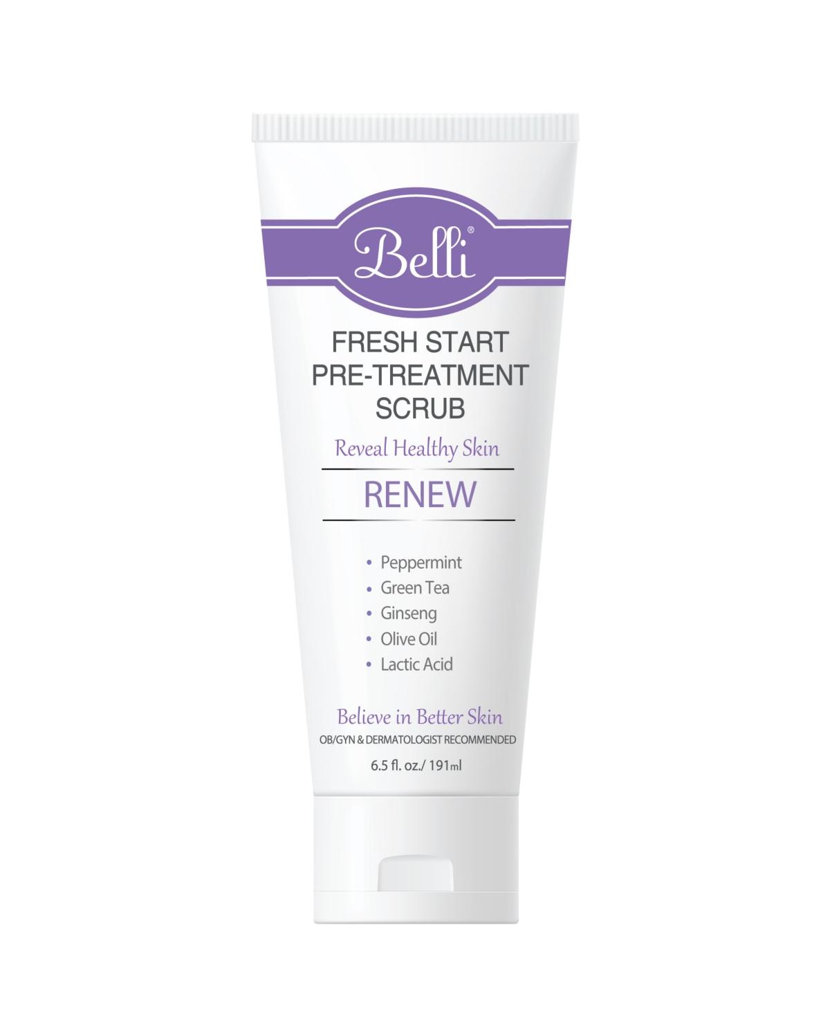 Belli Skin Care Fresh Start Pre-Treatment Scrub, 6.5 fl oz