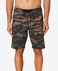 O'Neill Men's Hyper Freak Solid Boardshort