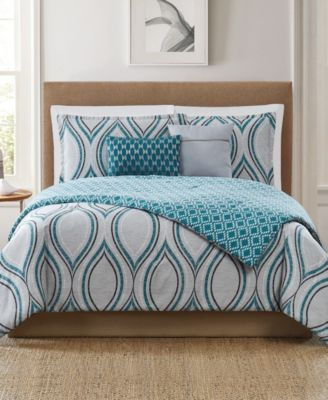 Logan 5-Piece King Comforter Set