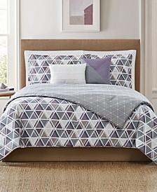Devon 5-Piece Full/Queen Comforter Set