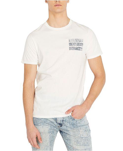 Buffalo David Bitton Men's Shield Graphic T-Shirt