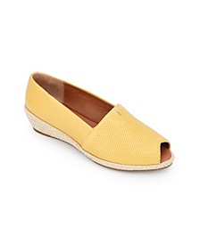 by Kenneth Cole Luci A-Line Espadrille Wedges
