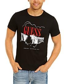 Men's Embroidered Logo T-Shirt