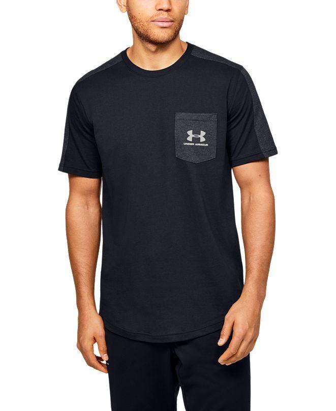 Under Armour Men's Sportstyle Short Sleeve