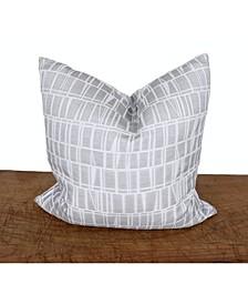 "Patrice Double Sides Decorative Pillow, 20"" x 20"""