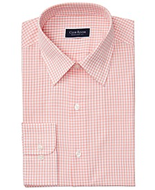 Men's Classic/Regular-Fit Check Dress Shirt, Created for Macy's