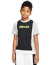 Big Boys Cotton NikeAir T-Shirt
