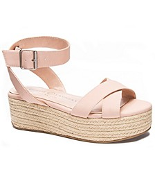 Women's Zala Platform Wedge Sandals