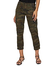 Terrain Cropped Cargo Pants
