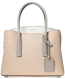 Small Margaux Satchel