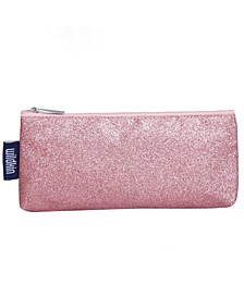 Pencil Pouches - Pink Glitter, Pack of 2