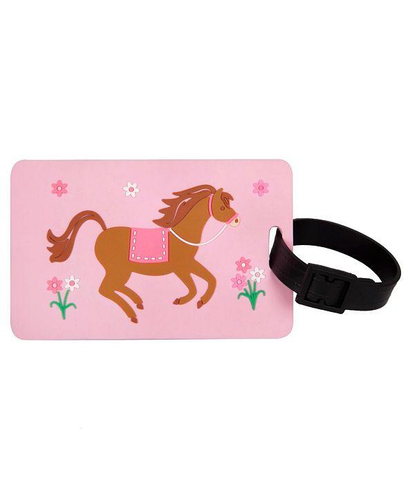 Wildkin Horse Bag Tags, Pack of 2