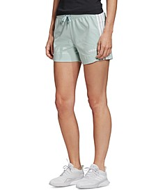 Women's Essentials 3-Stripe Shorts