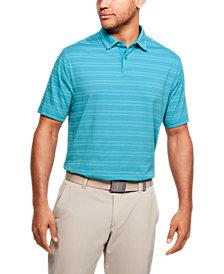 Men's UA Charged Cotton® Scramble Stripe Polo