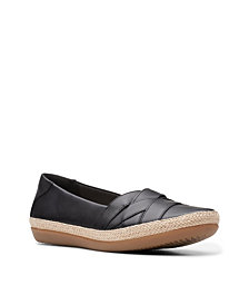 Clarks Collection Women's Danelly Shine Flats