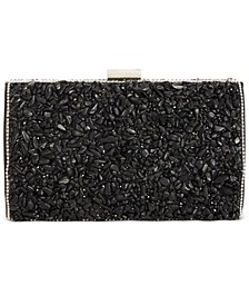 INC Ranndi Beaded Clutch, Created for Macy's
