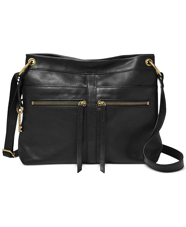 Fossil Women's Caitlyn Leather Crossbody