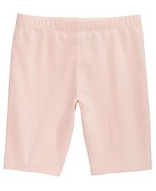 Big Girls Bike Shorts, Created for Macy's