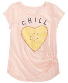 Big Girls Lemon Chill T-Shirt, Created For Macy's