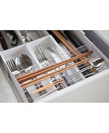 Home Tower Expandable Cutlery Drawer Organizer