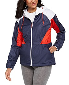Women's Side Hill Colorblocked Hooded Jacket