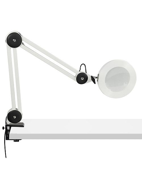 Cenports Canyon Home Led Desk Light with Magnifier