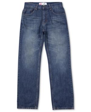 Levis 505 Regular Fit Jeans Big Boys Husky (820)