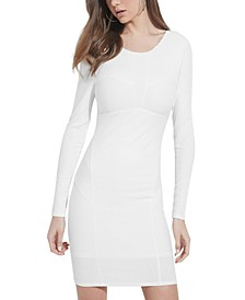 Joslyn Low-Back Sweater Dress