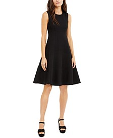 Perfectionist Tiered Fit & Flare Dress, Created for Macy's