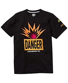 Men's Slim-Fit Danger T-Shirt