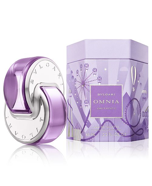 BVLGARI Omnia Amethyste Limited Edition Omnialandia Eau de Toilette Spray, 2.2-oz., Created for Macy's