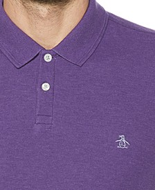 Men's Daddy Solid Polo Shirt