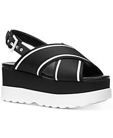 Becker Platform Sandals