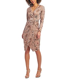 Silvia Floral-Print Dress