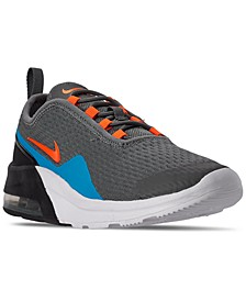 Little Boys Air Max Motion 2 Casual Sneakers from Finish Line