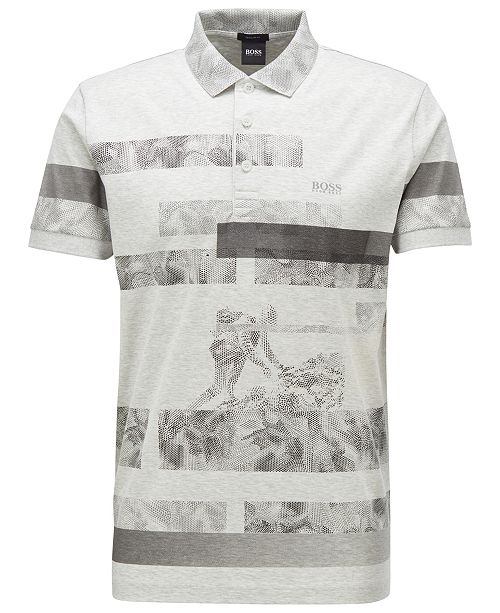 Hugo Boss BOSS Men's Paddy 6 Regular-Fit Polo Shirt