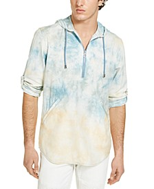 INC Men's Tie Dye Hoodie, Created for Macy's