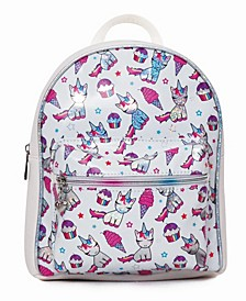 Toddler, Little and Big Kids Lil Miss Gwen Unicorn Sweets Mini Backpack