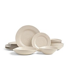 Sophie Conran Pebble 16-PC Dinnerware Set, Service for 4, Created for Macy's