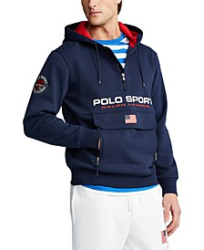 Polo Ralph Lauren Men's Double-Knit Hoodie