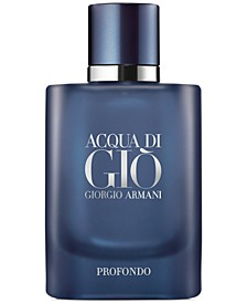 Men's Acqua di Giò Profondo Eau de Parfum Spray, 1.35-oz.