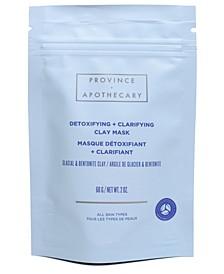 Detoxifying and Clarifying Clay Mask, 4.23 oz
