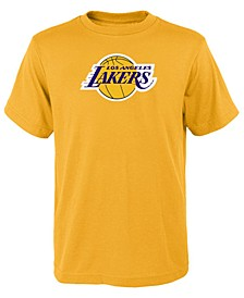 Little Boys Los Angeles Lakers Basic Logo T-Shirt