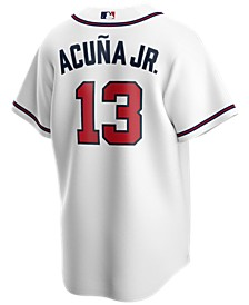 Men's Ronald Acuña Atlanta Braves Official Player Replica Jersey