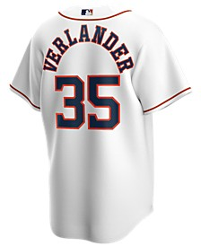 Men's Justin Verlander Houston Astros Official Player Replica Jersey