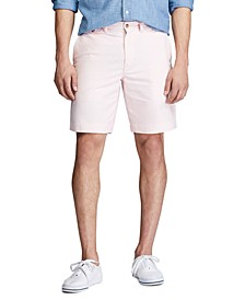 "Men's Classic Fit 9.25""Striped Shorts"