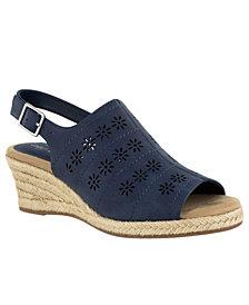 Easy Street Joann Espadrille Sandals